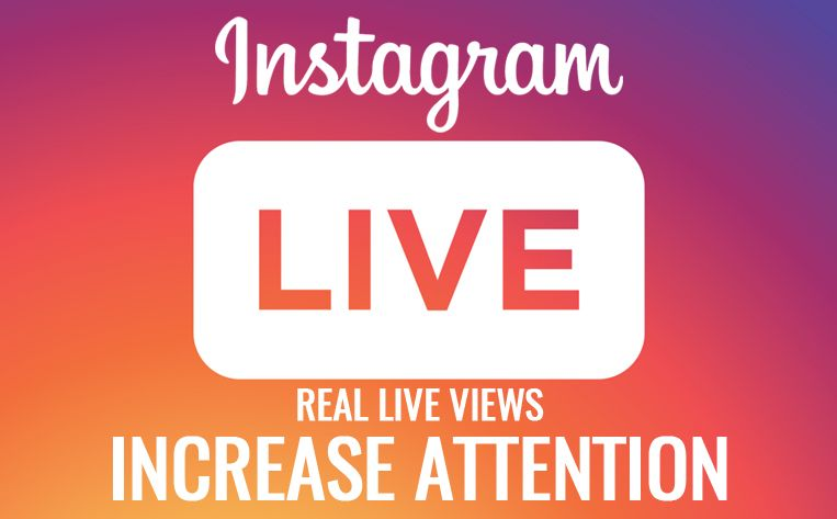 Buy Instagram Live Views - Increase Insta Live Video Viewers