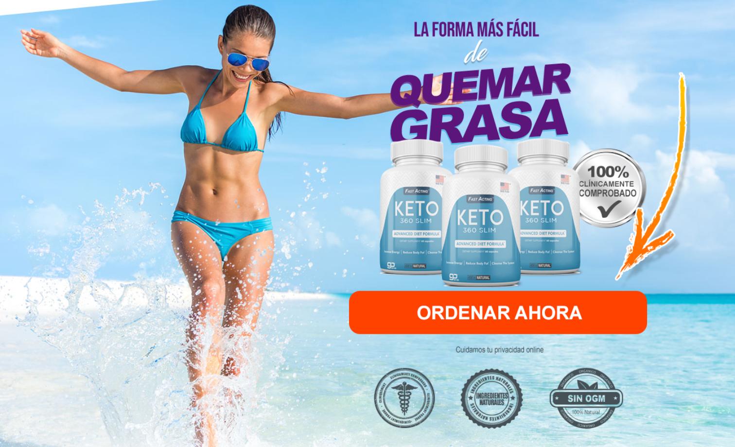 Keto 360 Slim Panama Precio, Funciona, Opiniones, Farmacia & Comprar