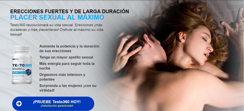 Testo 360 Peru (Testo360) Opiniones,Pastillas Precio,Funciona & Comprar