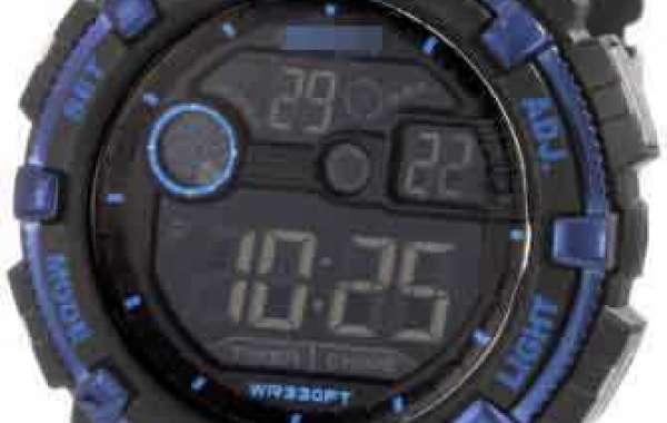 Unique Designer Custom Black Watch Dial
