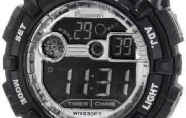 Unique Cool Custom Black Watch Face