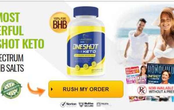 One Shot Keto Canada Shark Tank Pills Reviews & Buy