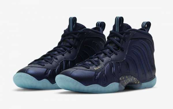 "New 2020 Nike Little Posite One Obsidian"" CZ6547-400 to release on December 12th"