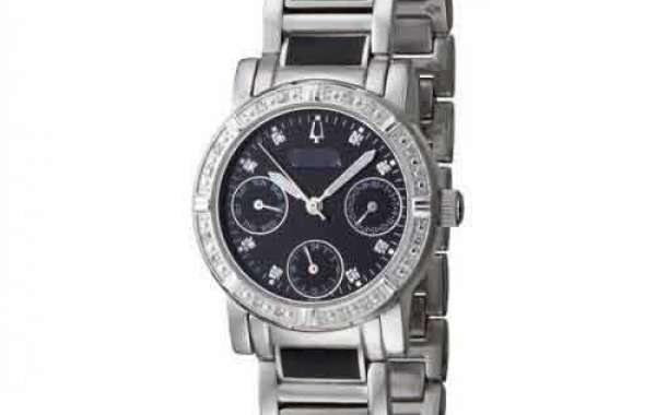 Best Buy Elegance Customize White Watch Dial