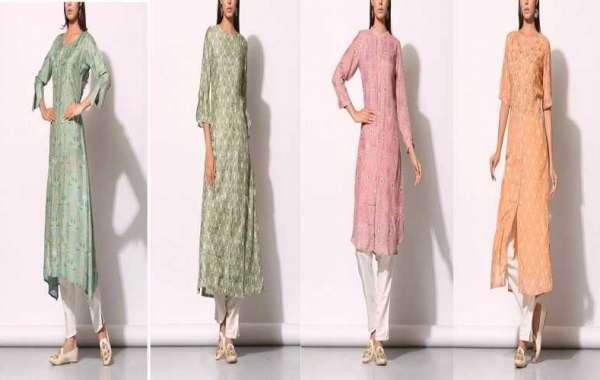 Top 9 Exclusive Vasansi Kurti Online  Wear The Trend With Pride