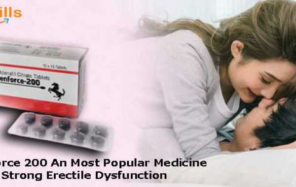 Find best treatment for erectile dysfunction with Cenforce 200 mg