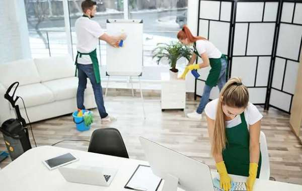 Clean Workplaces can Drastically Improve Efficiency