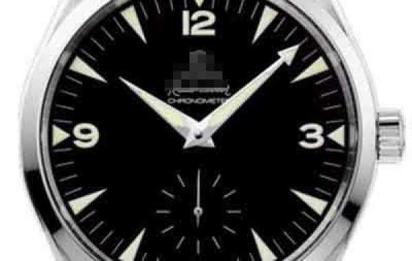 Cheap And Stylish Customize Black Watch Face