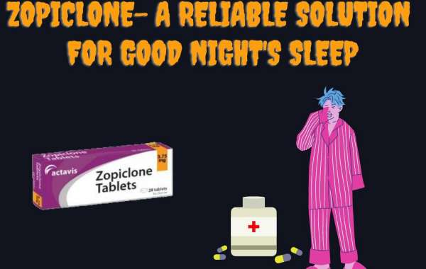Zopiclone - A reliable solution for good night's sleep