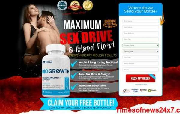 Biogrowth Male Enhancement How individuals dispose of these sexual issues?