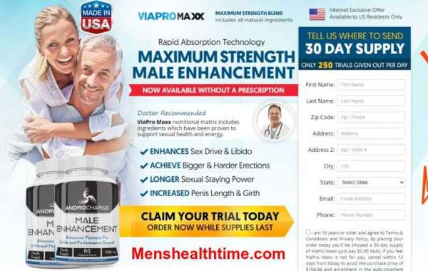 Fixings utilized in mixing AndroCharge Male Enhancement