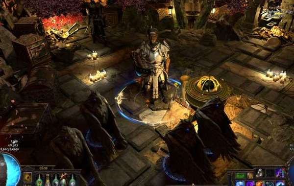 The success of Path of Exile Echoes of Atlas surprised Chris Wilson again