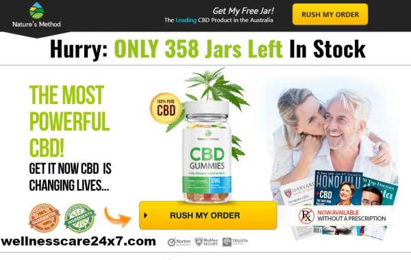 Some People Excel At Natures Method CBD Gummies Australia And Some Don't - Which One Are You?