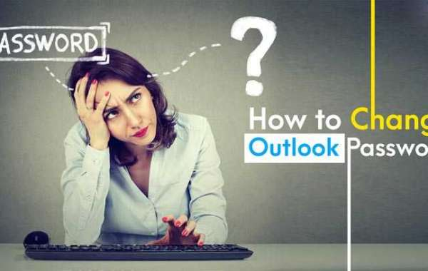 How Can I Change My Outlook Password?