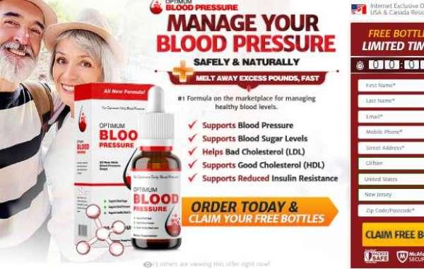 Optimum Blood Pressure Drops