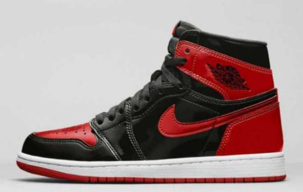 """Where To Buy Air Jordan 1 High OG """"Bred Patent"""" 555088-063 ?"""