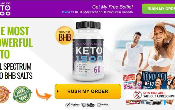 Keto Advanced 1500 Canada Review @2021- Shocking Weight Loss Pills?