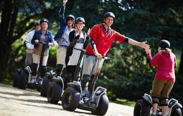 What is Segways and what is it eaten with?