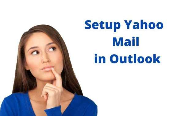 How Can You Setup Yahoo Mail in Outlook Email Client?