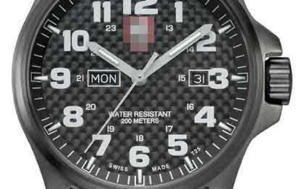 Inexpensive And Stylish Customize Black Watch Dial