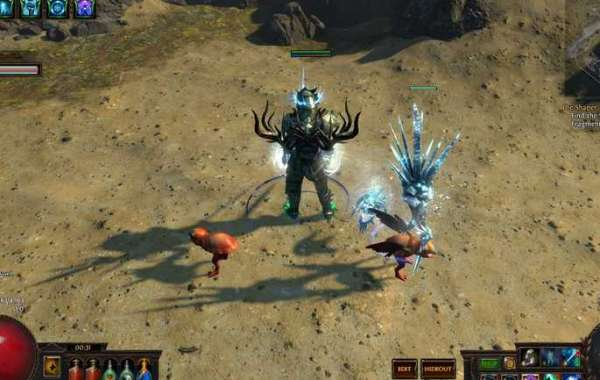 What's the news about the expansion and sequel of Path of Exile