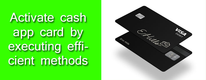 How To Activate Cash App Card Without QR Code