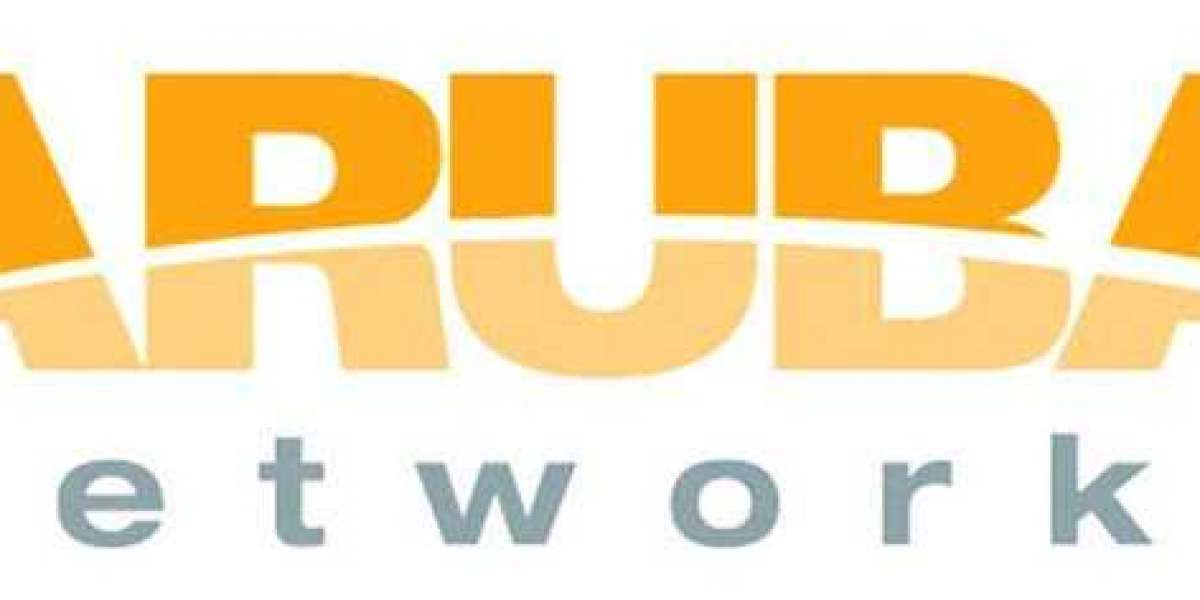 Aruba Networks Working Structure